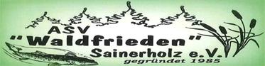 ASV Waldfrieden Sainerholz e.V.